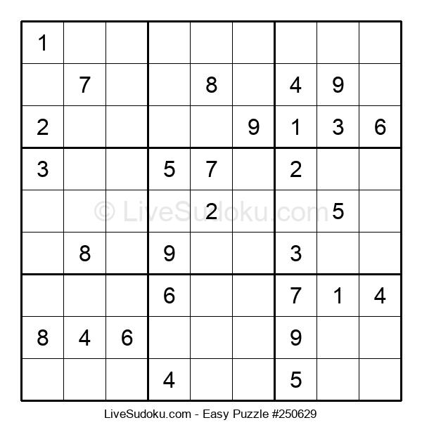 Beginners Puzzle #250629