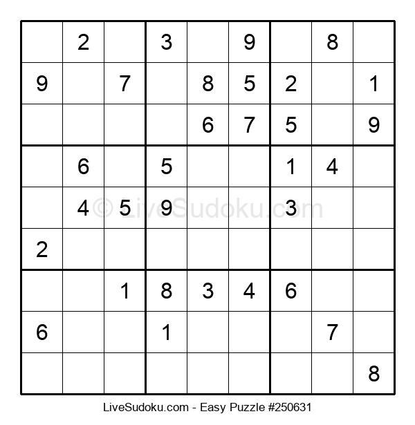 Beginners Puzzle #250631