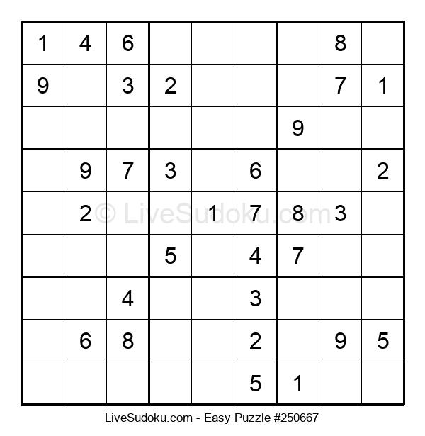 Beginners Puzzle #250667