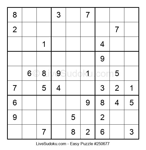 Beginners Puzzle #250677