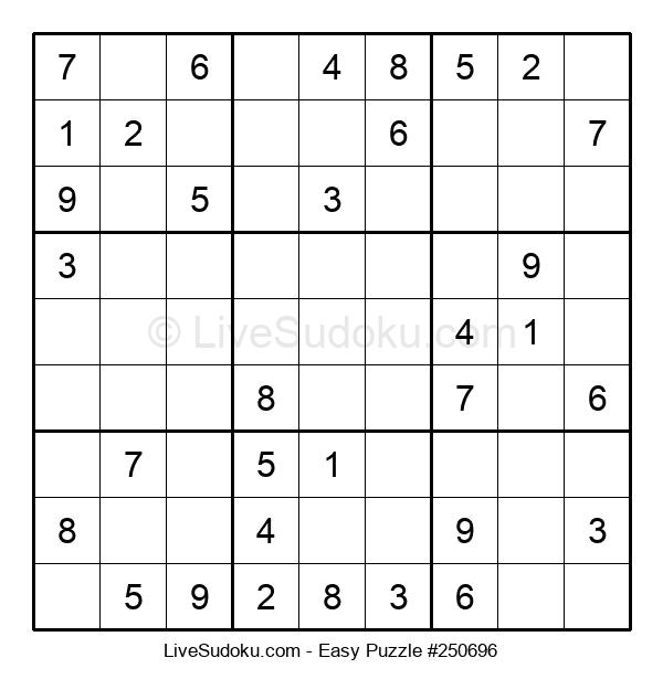 Beginners Puzzle #250696