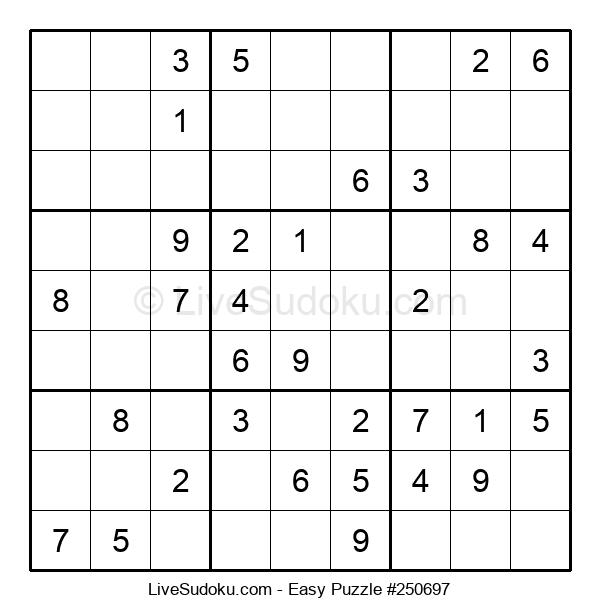 Beginners Puzzle #250697