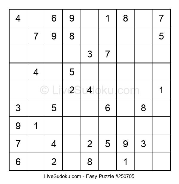 Beginners Puzzle #250705