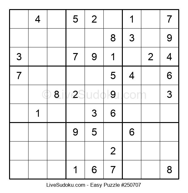 Beginners Puzzle #250707