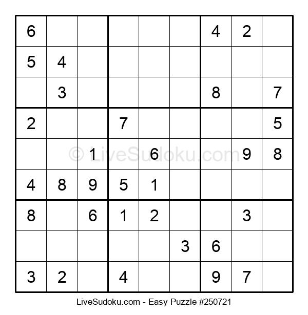 Beginners Puzzle #250721