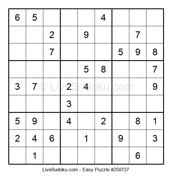 Beginners Puzzle #250727