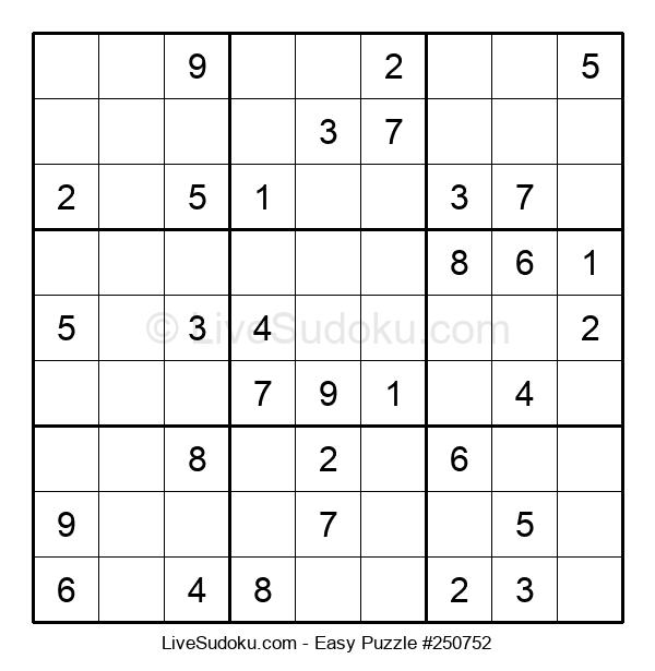 Beginners Puzzle #250752