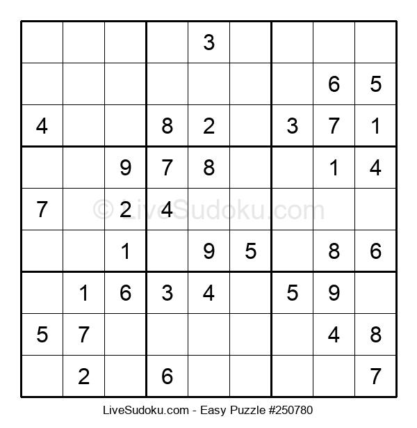 Beginners Puzzle #250780