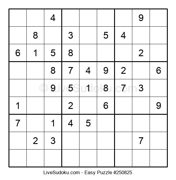 Beginners Puzzle #250825