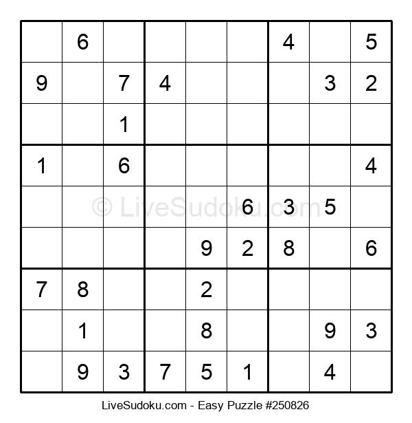 Beginners Puzzle #250826
