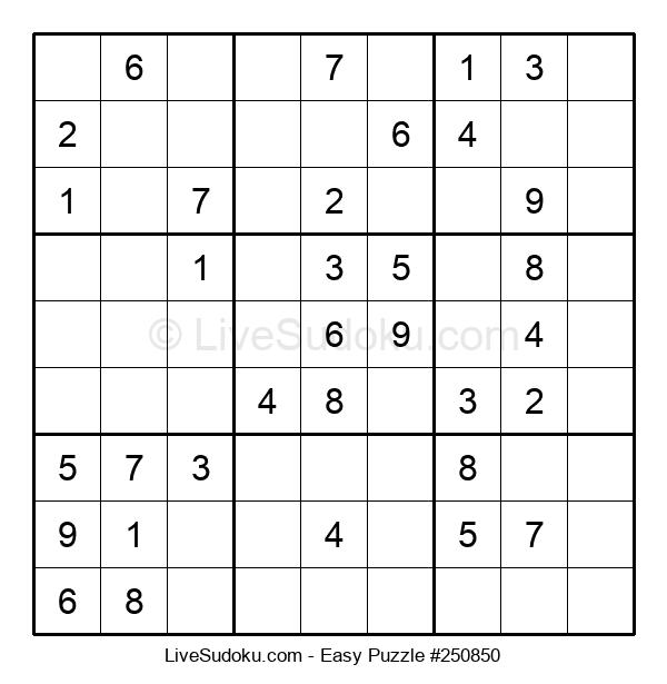 Beginners Puzzle #250850
