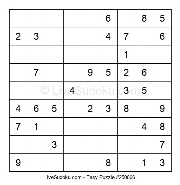 Beginners Puzzle #250866