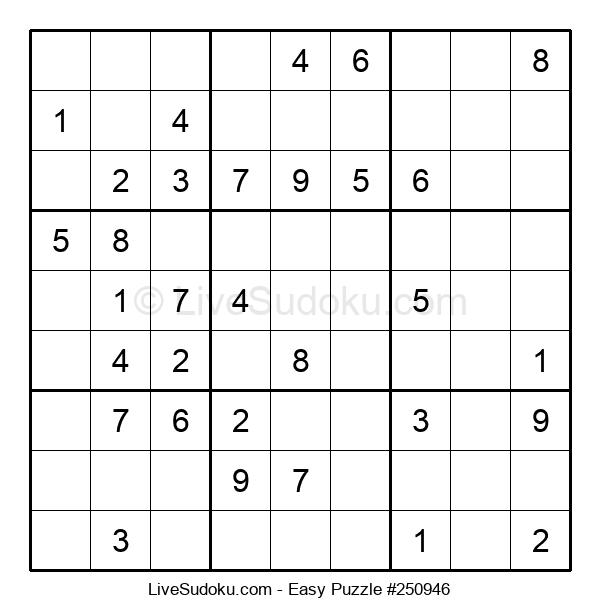 Beginners Puzzle #250946