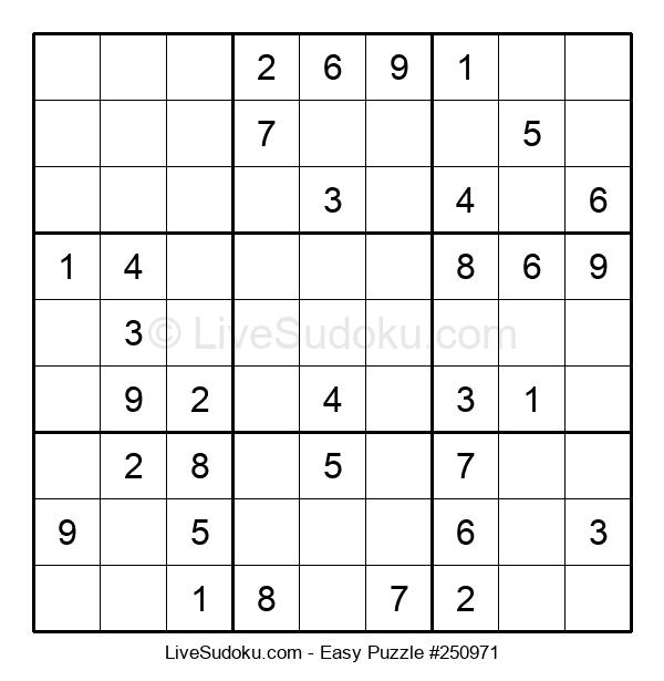 Beginners Puzzle #250971