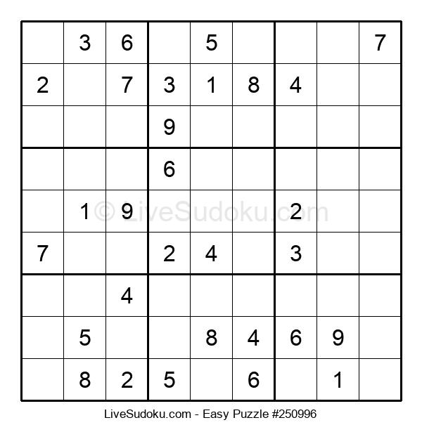 Beginners Puzzle #250996