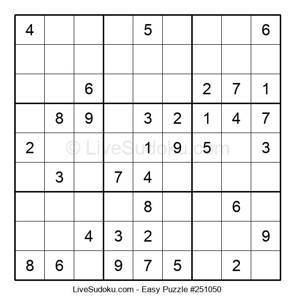 Beginners Puzzle #251050