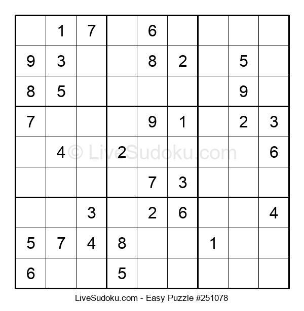 Beginners Puzzle #251078