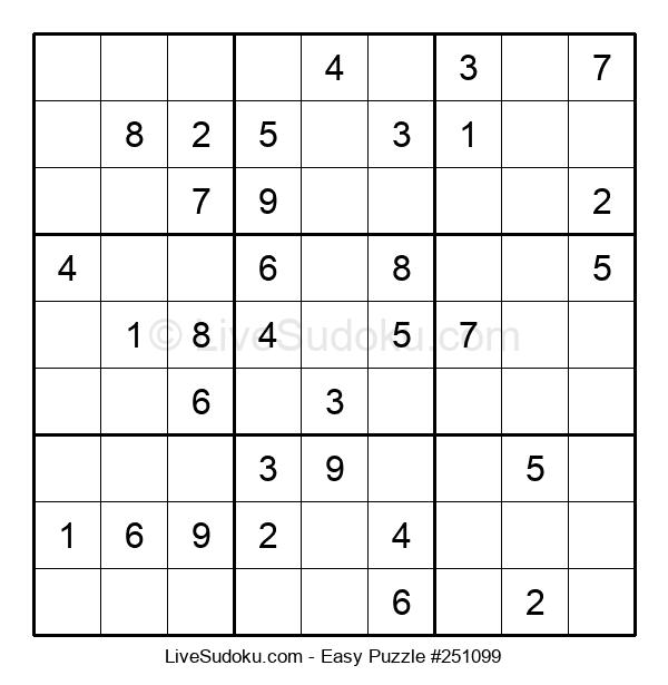 Beginners Puzzle #251099