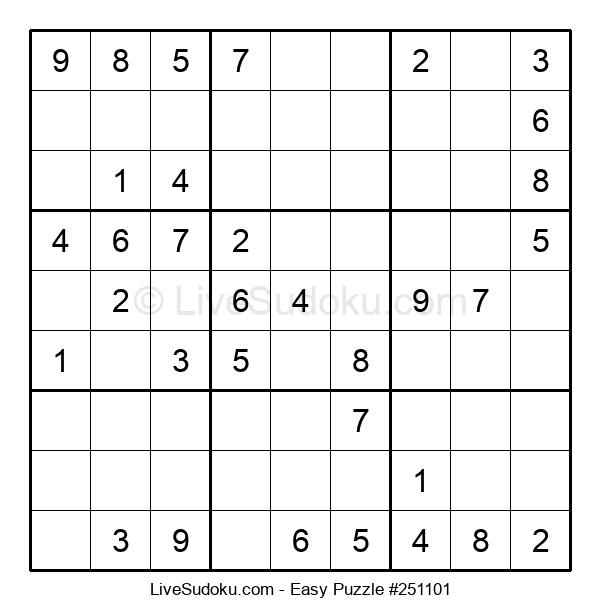 Beginners Puzzle #251101
