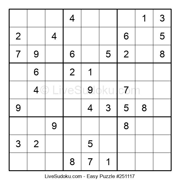 Beginners Puzzle #251117