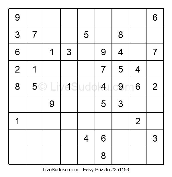 Beginners Puzzle #251153