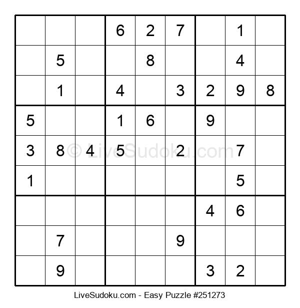 Beginners Puzzle #251273