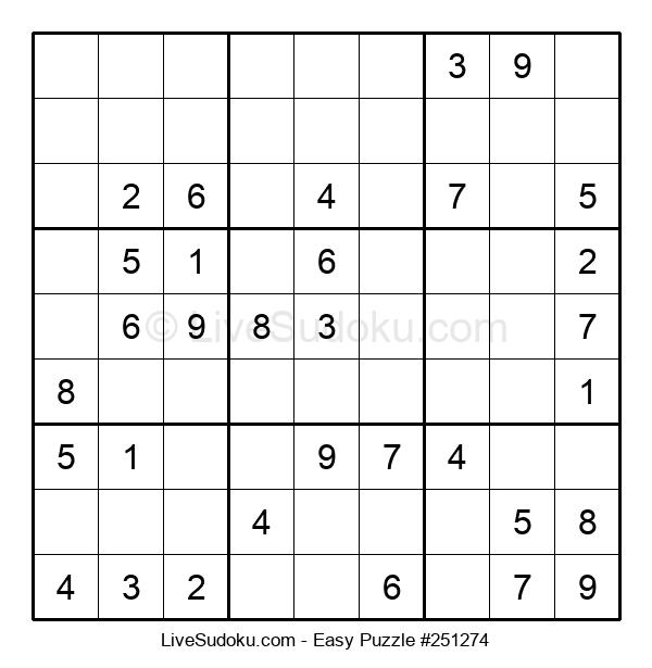 Beginners Puzzle #251274