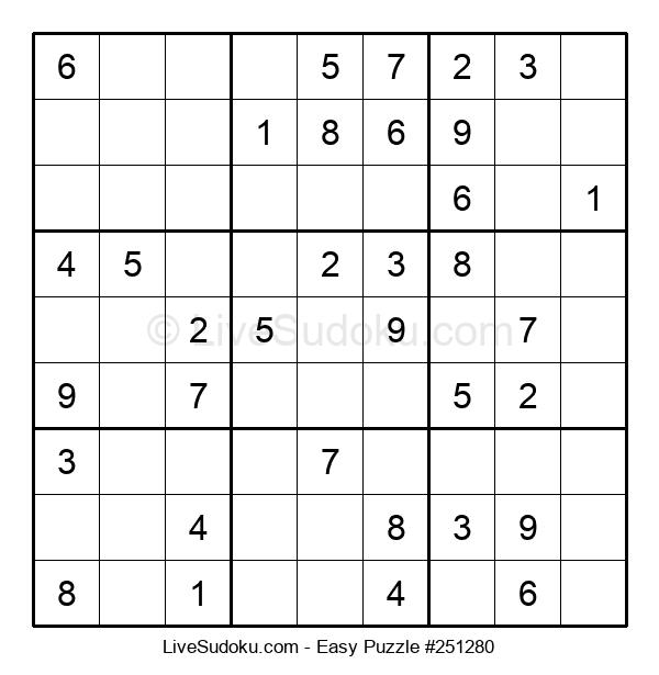 Beginners Puzzle #251280