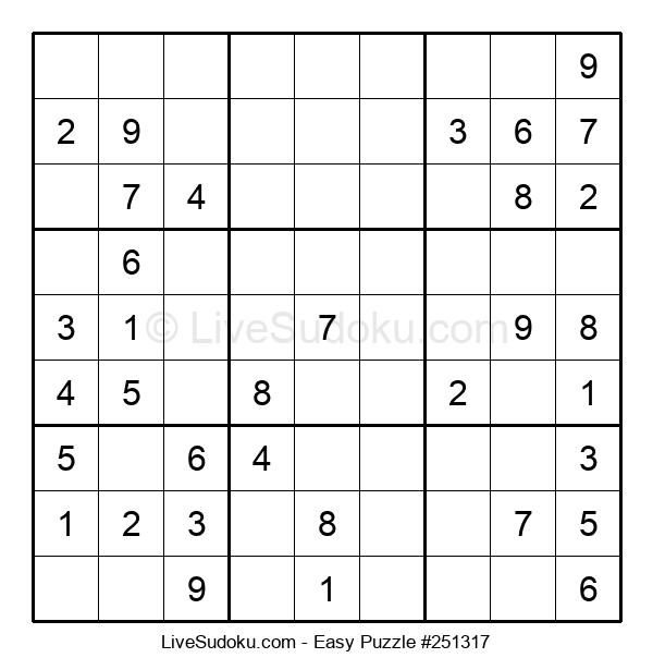 Beginners Puzzle #251317