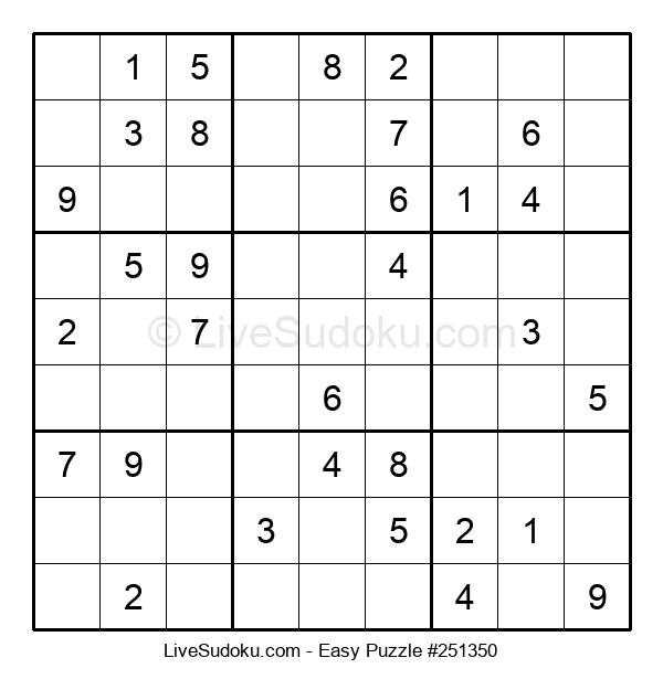 Beginners Puzzle #251350