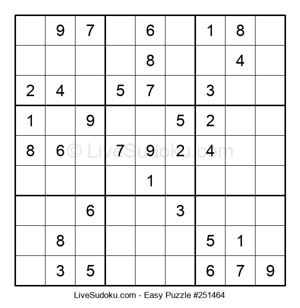 Beginners Puzzle #251464