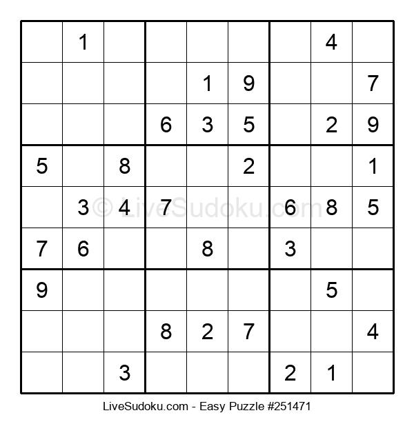 Beginners Puzzle #251471