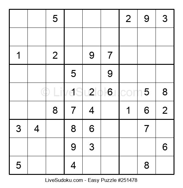 Beginners Puzzle #251478