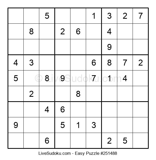 Beginners Puzzle #251488