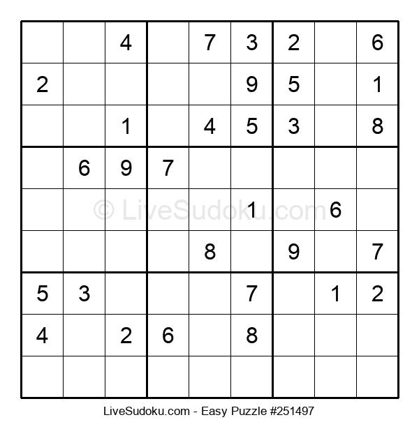Beginners Puzzle #251497