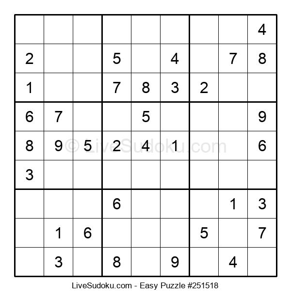 Beginners Puzzle #251518