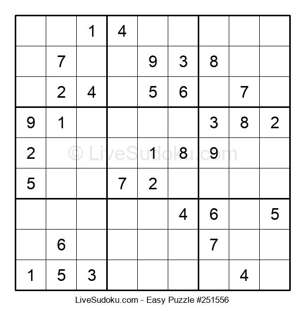Beginners Puzzle #251556