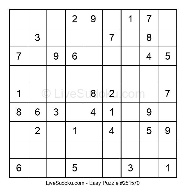 Beginners Puzzle #251570