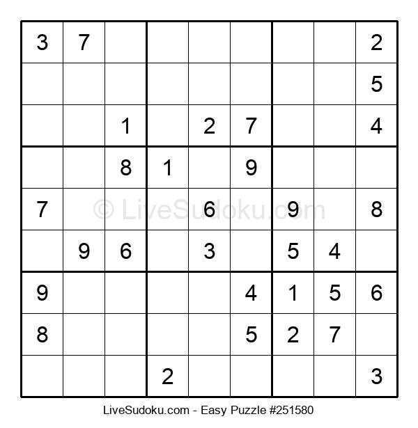 Beginners Puzzle #251580
