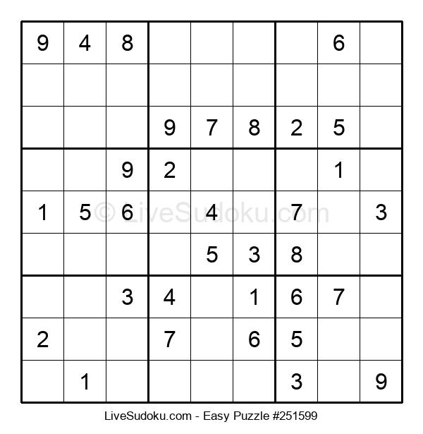 Beginners Puzzle #251599