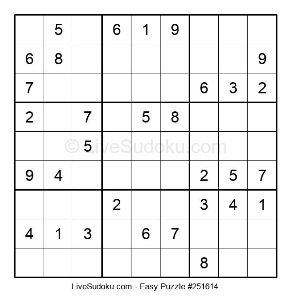 Beginners Puzzle #251614