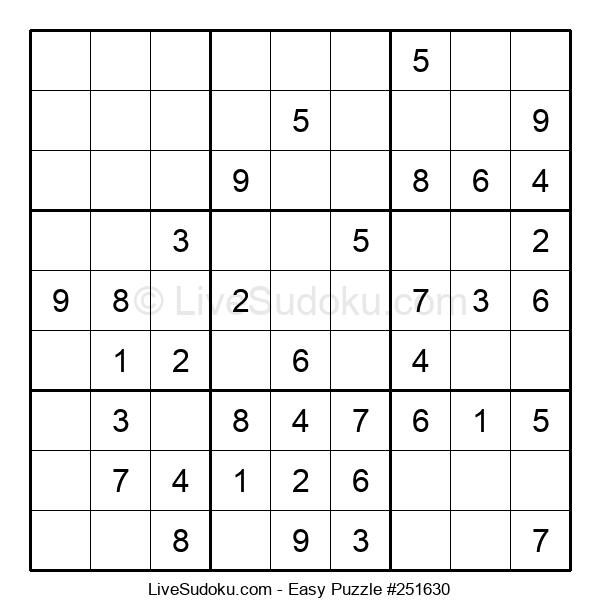 Beginners Puzzle #251630