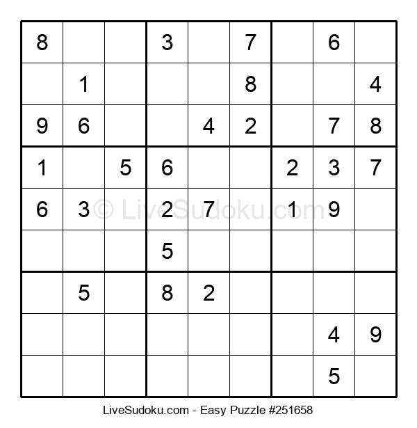 Beginners Puzzle #251658