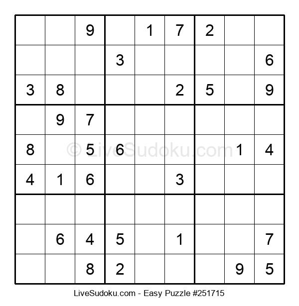 Beginners Puzzle #251715
