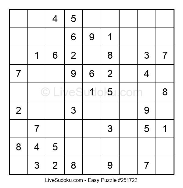 Beginners Puzzle #251722