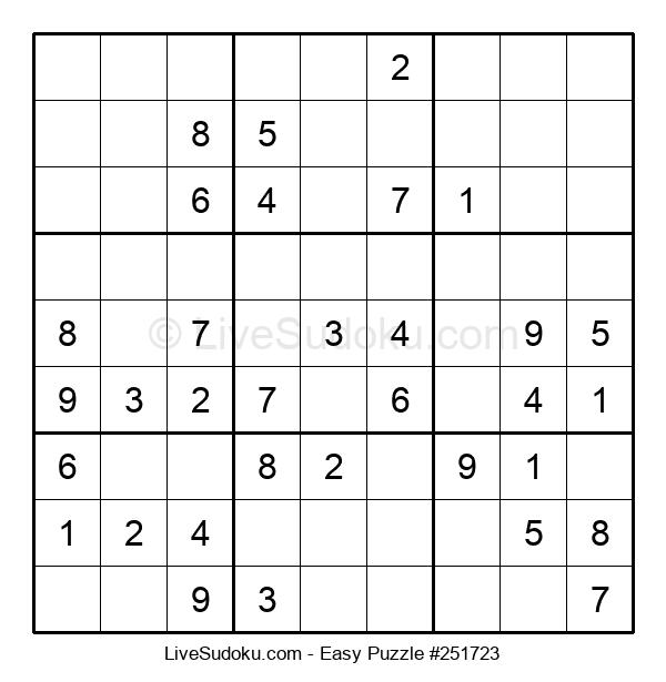 Beginners Puzzle #251723