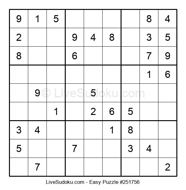 Beginners Puzzle #251756
