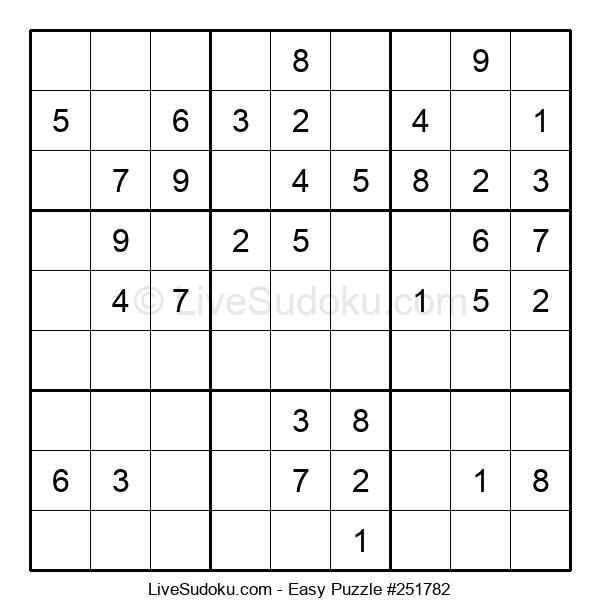 Beginners Puzzle #251782