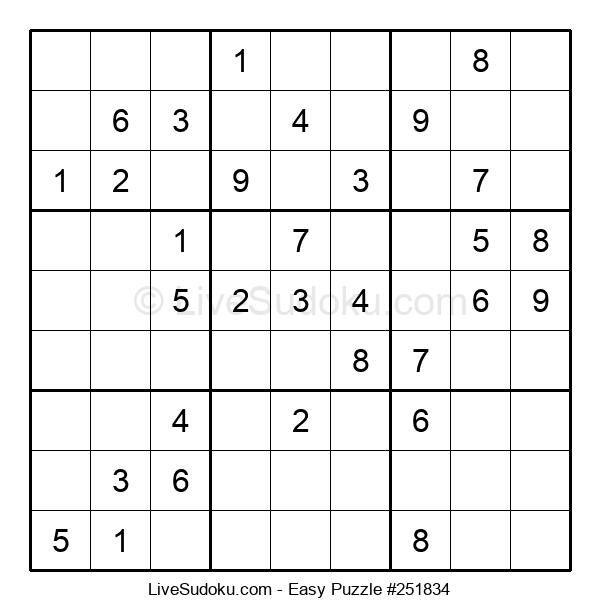 Beginners Puzzle #251834