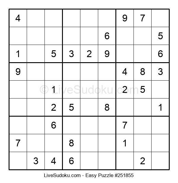 Beginners Puzzle #251855
